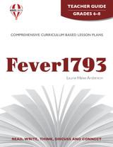 Fever 1793 Novel Unit Teacher Guide