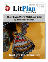 Their Eyes Were Watching God Lesson Plans | LitPlan Teacher Pack (Download)