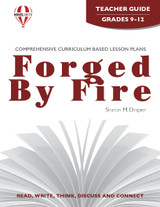 Forged By Fire Novel Unit Teacher Guide