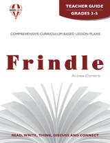 Frindle Novel Unit Teacher Guide