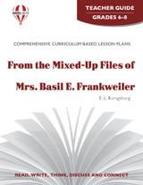 From The Mixed-Up Files Of Mrs. Basil E. Frankweiler Novel Unit Teacher Guide