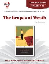 The Grapes Of Wrath Novel Unit Teacher Guide