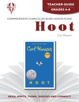 Hoot Novel Unit Teacher Guide