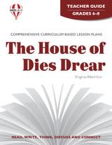 The House Of Dies Drear Novel Unit Teacher Guide