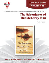 The Adventures of Huckleberry Finn Novel Unit Teacher Guide