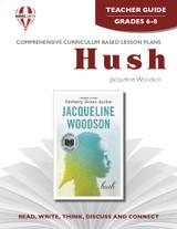 Hush Novel Unit Teacher Guide
