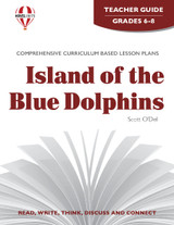 Island Of The Blue Dolphins Novel Unit Teacher Guide