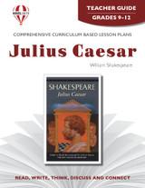 Julius Caesar Novel Unit Teacher Guide