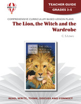 The Lion The Witch And The Wardrobe Novel Unit Teacher Guide