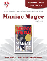 Maniac Magee Novel Unit Teacher Guide