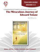 The Miraculous Journey Of Edward Tulane Novel Unit Teacher Guide