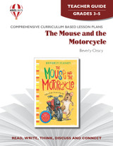 The Mouse And The Motorcycle Novel Unit Teacher Guide