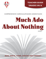 Much Ado About Nothing Novel Unit Teacher Guide