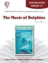 The Music Of Dolphins Novel Unit Teacher Guide
