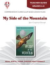 My Side Of The Mountain Novel Unit Teacher Guide
