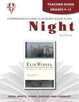 Night Novel Unit Teacher Guide