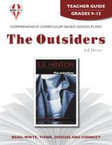 The Outsiders Novel Unit Teacher Guide