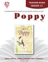 Poppy Novel Unit Teacher Guide