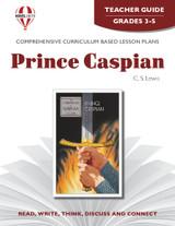 Prince Caspian Novel Unit Teacher Guide