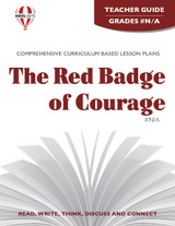 The Red Badge Of Courage Novel Unit Teacher Guide