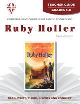 Ruby Holler Novel Unit Teacher Guide