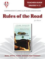 Rules Of The Road Novel Unit Teacher Guide