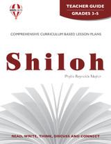 Shiloh Novel Unit Teacher Guide