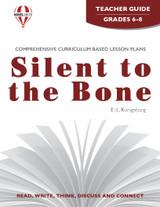 Silent To The Bone Novel Unit Teacher Guide