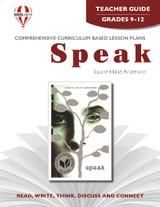 Speak Novel Unit Teacher Guide