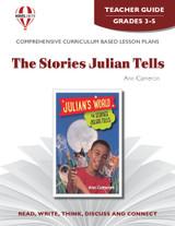 The Stories Julian Tells Novel Unit Teacher Guide