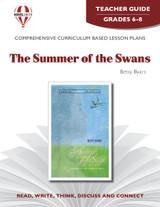 The Summer Of The Swans Novel Unit Teacher Guide