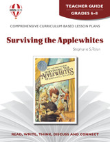 Surviving The Applewhites Novel Unit Teacher Guide