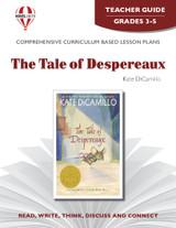 The Tale Of Despereaux Novel Unit Teacher Guide