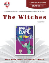 The Witches Novel Unit Teacher Guide (PDF)