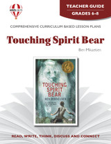 Touching Spirit Bear Novel Unit Teacher Guide (PDF)