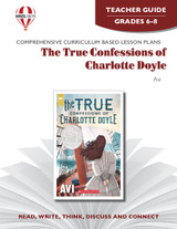The True Confessions Of Charlotte Doyle Novel Unit Teacher Guide (PDF)