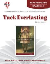 Tuck Everlasting Novel Unit Teacher Guide (PDF)