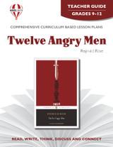 Twelve Angry Men Novel Unit Teacher Guide (PDF)