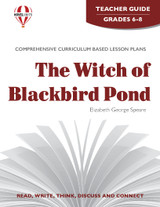 The Witch Of Blackbird Pond Novel Unit Teacher Guide (PDF)