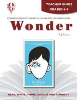 Wonder Novel Unit Teacher Guide (PDF)