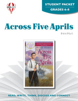 Across Five Aprils Novel Unit Student Packet