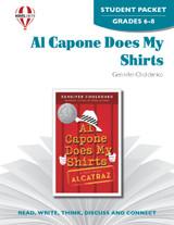Al Capone Does My Shirts Novel Unit Student Packet