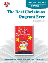 The Best Christmas Pageant Ever Novel Unit Student Packet