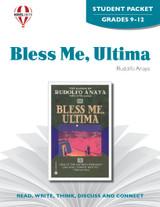 Bless Me Ultima Novel Unit Student Packet