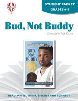 Bud Not Buddy Novel Unit Student Packet