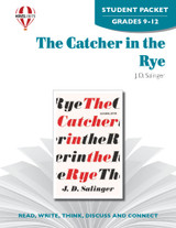 The Catcher In The Rye Novel Unit Student Packet
