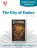 The City Of Ember Novel Unit Student Packet