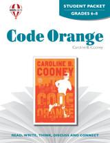 Code Orange Novel Unit Student Packet