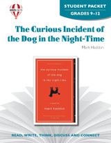 The Curious Incident Of The Dog In The Night-Time Novel Unit Student Packet