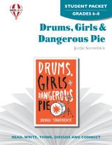 Drums, Girls & Dangerous Pie Novel Unit Student Packet